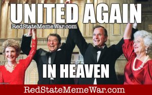 Vice President George H W Bush Archives Red State Meme War
