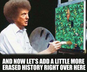 Erasing Obama's Legacy