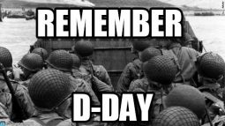 Remember D-Day - June 6th, 1944 (8 Memes)