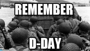 Remember D-Day - June 6th, 1944 (8 Memes)