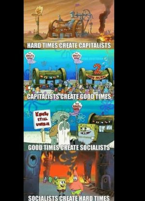 The Stupidity Of Socialism... In Memes (4 Memes)