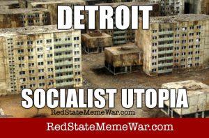 Visit Detroit - A Socialist Utopia